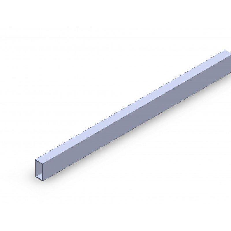 profil aluminium tube carr 40x40 syst al. Black Bedroom Furniture Sets. Home Design Ideas