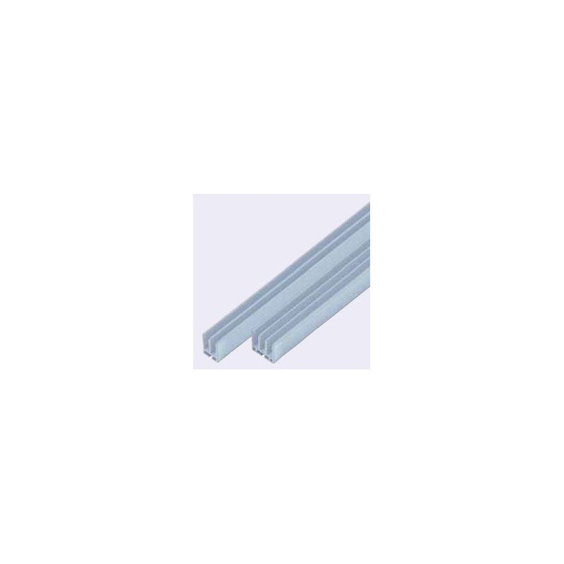 Rails de glissières - 3 rangées
