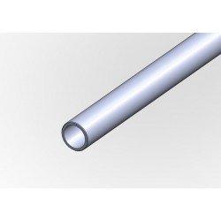 Profilé en acier inoxydable diam. 10 mm