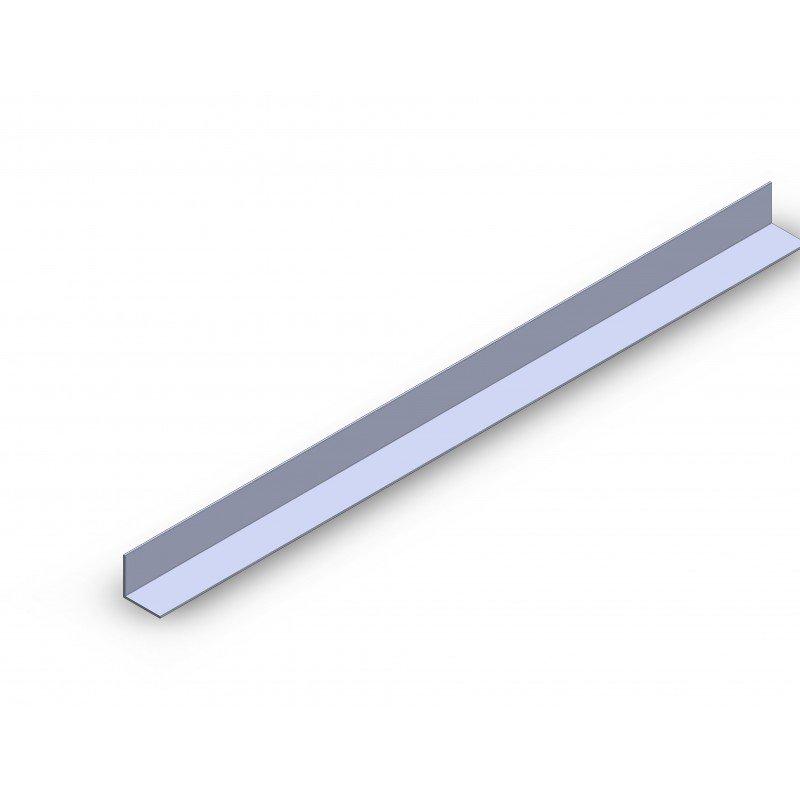 profil aluminium en l 25x25 syst al. Black Bedroom Furniture Sets. Home Design Ideas