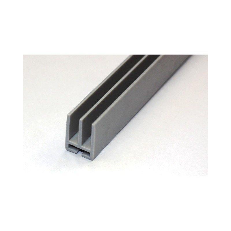 Rails de glissières - 2 rangées