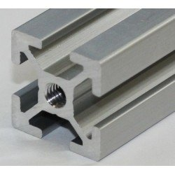 Taraudage profilé 30x30 système 8 mm
