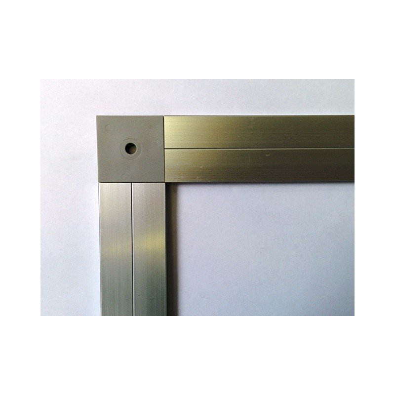 raccord pour profil cadre paisseur 3mm largeur 30mm syst al. Black Bedroom Furniture Sets. Home Design Ideas