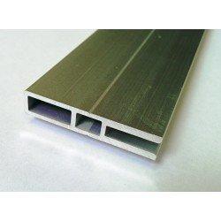 Profilé  en C pour cadre épaisseur 3 mm - largeur 30 mm