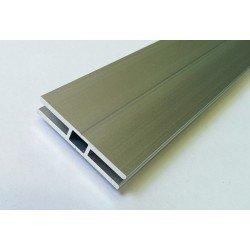 Profilé en H pour cadre épaisseur 5 mm - largeur 30 mm