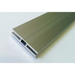 H-shaped profile for 5mm-thick frame – 40mm wide
