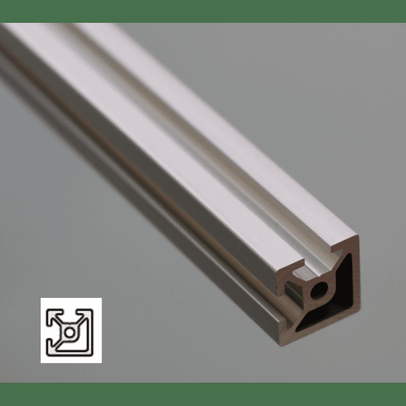 Aluminium Profile 20x20 6mm Slot Syst 233 Al