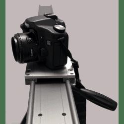 IGUS camera rail for light equipment