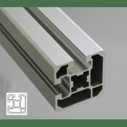 Profilé aluminium 45x45 fente 10 mm