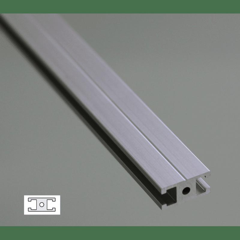 profil aluminium plat 20x10 syst al. Black Bedroom Furniture Sets. Home Design Ideas