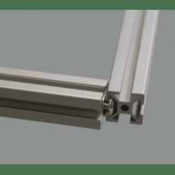 Vis autotaraudeuse pour profilé à fente de 6 mm