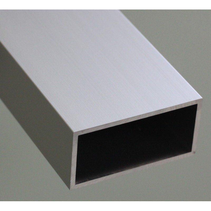 Profilé aluminium tube carré 20x20