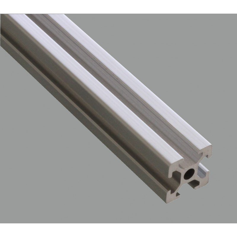 Aluminium Profile 6mm Slot 20x20