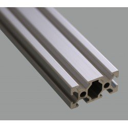 Aluminium Profile 6mm Slot 20x40