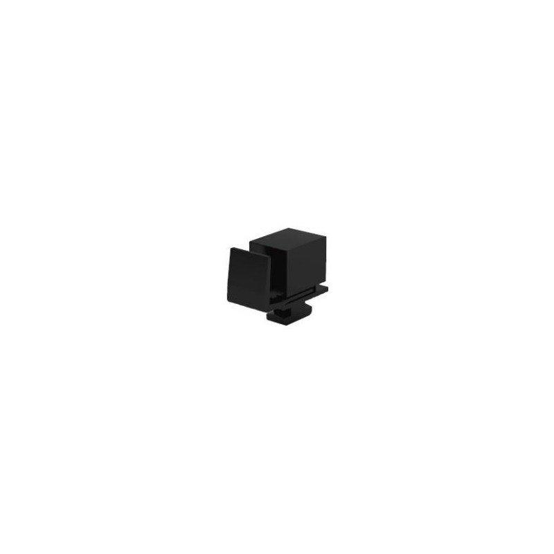 Clip de serrage panneau - pour profilés à fente de 6 mm