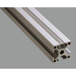 Cache fente gris - 10 mm