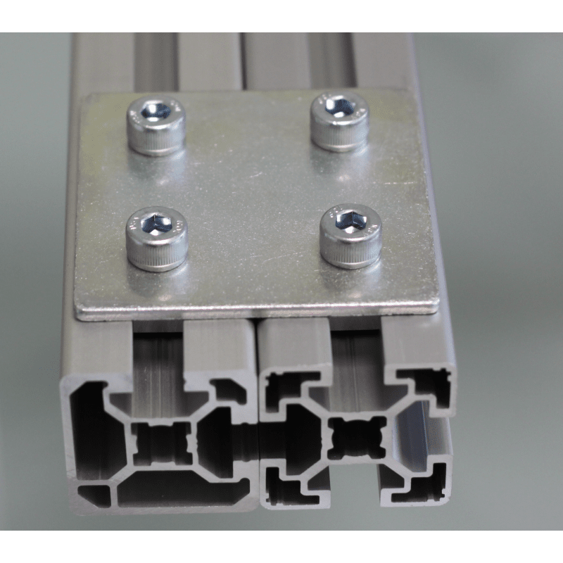 Dibond aluminium plate