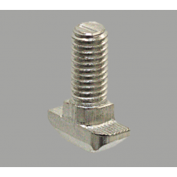 Post-assembly M8 fastening bolts for 40x40 profiles with 8mm slot