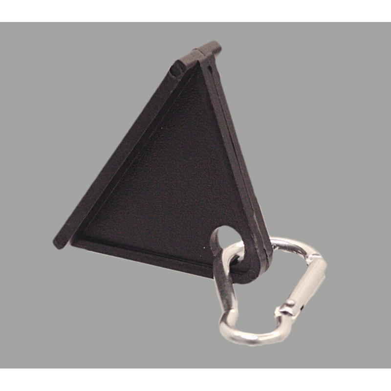 sliding hook and carabiner for 10mm slot profiles