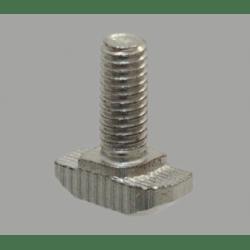 Boulons de fixation M5 à postmontage pour profilés à fente de 6 mm