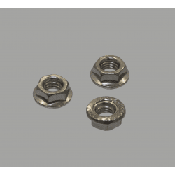 Pack of 10 nuts for M6 fastening bolt for 8mm slot profiles