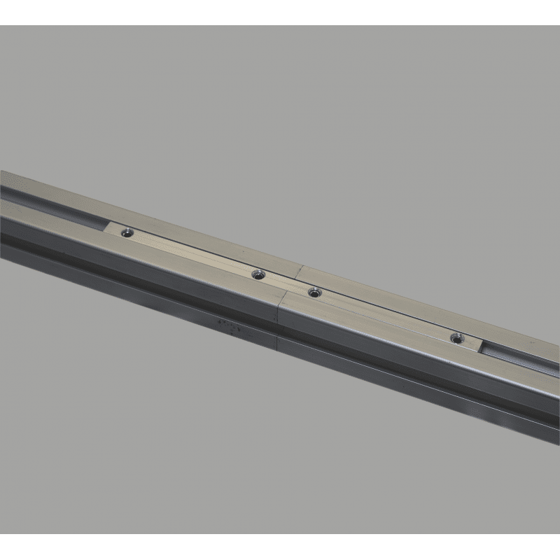 Long nut for 10mm slot profiles