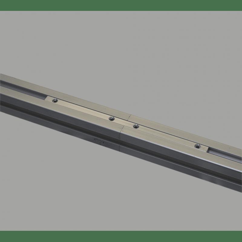 Ecrou long pour profilés à fente de 6 mm