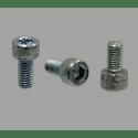 Pack of 10 fastening screws for 10mm slot profiles – M4 threading – Socket cap screw