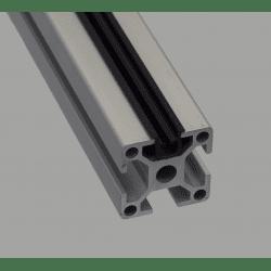 Profilé d'encadrement - fente de 10 mm