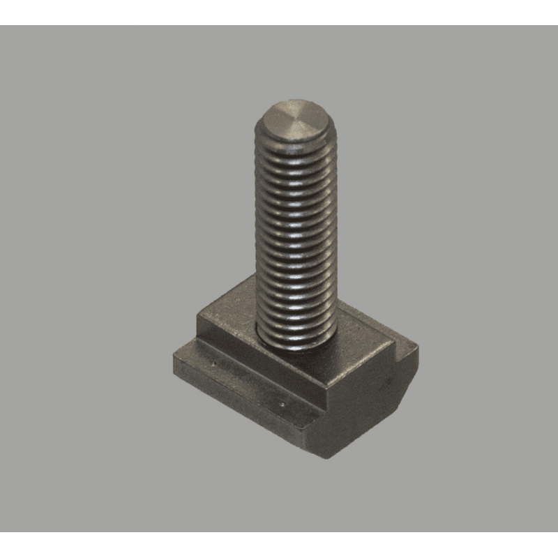 M5 fastening bolts for profiles with 6mm slot
