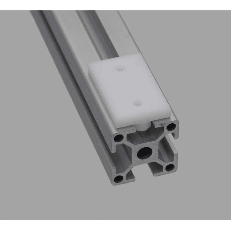 Slider for 10mm profiles