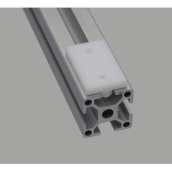 Slider for 8mm profiles