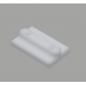 Slider for 6mm profiles