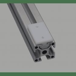 Slider for 10mm profiles – T-shaped