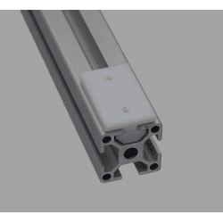 Slider for 8mm profiles – T-shaped