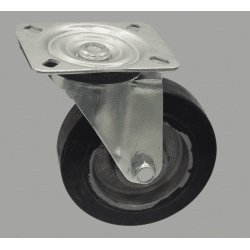 Wheel 250 kg load - plate mounting