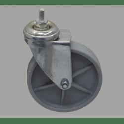 Wheel 80kg load - M8 Thread