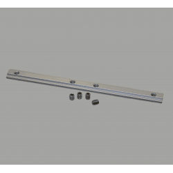 Long nuts for 30x30 profiles with 8mm slot