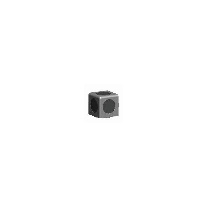 Raccord d'assemblage - 3 profilés 10 mm