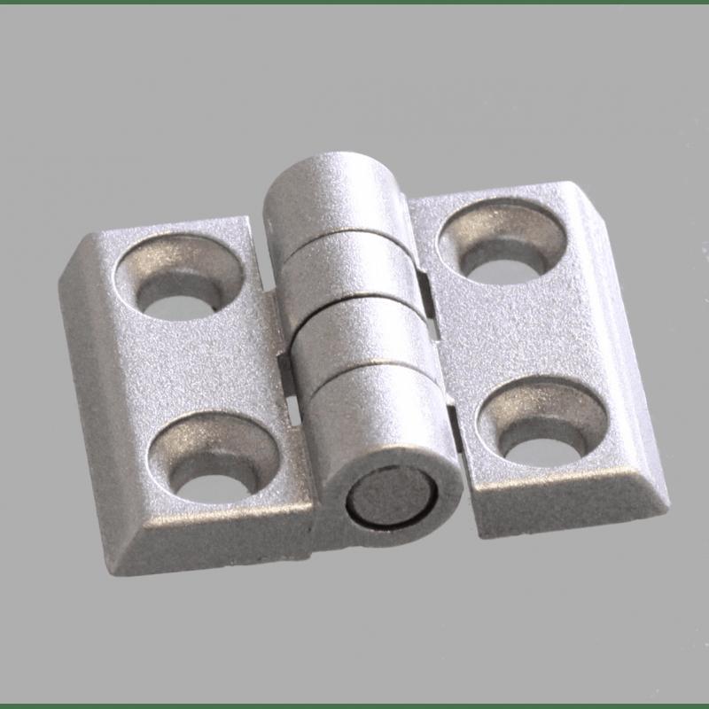 metal hinge profiles with 8mm slot. Black Bedroom Furniture Sets. Home Design Ideas