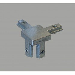 Internal assembly connector - 3 ways for 6 mm slot