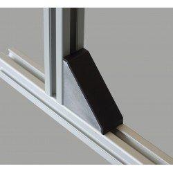Long fastening bracket for 40x40 profile
