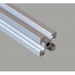 Profilé aluminium V-SLOT 20x20 fente 6 mm