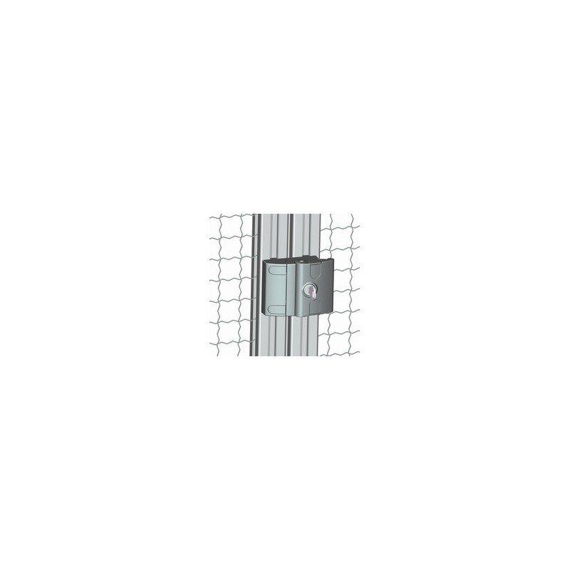 Door Lock - for 8 or 10 mm slots