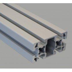 Profilé aluminium 45x90 fente 10 mm