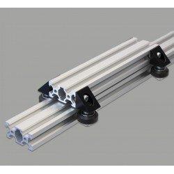 V-SLOT Aluminium profile 20x40 6mm slot