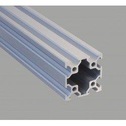 Profilé aluminium V-SLOT 40x40 fente 6 mm
