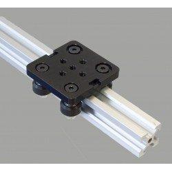 Plateau V-SLOT Mini V + Kit roues Delrin