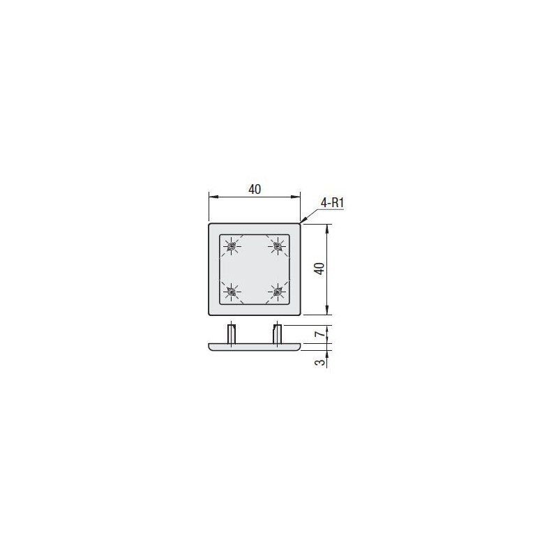 EMB-P6-4040-Noir