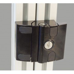 Door Lock - for 8 or 10 mm slots